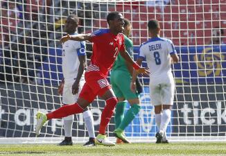 A diferencia del Team USA, Panamá derrotó cómodamente a Martinica