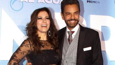 Eugenio Derbez y Alessandra celebran siete años de casados
