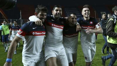 San Lorenzo disputará con Lanús el título del fútbol argentino