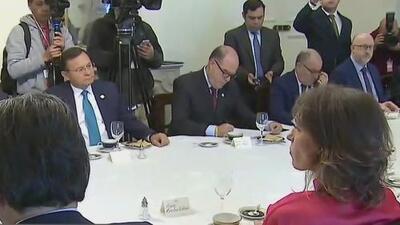 El Grupo de Lima y el presidente Sebastián Piñera se reúnen para discutir sobre la crisis de Venezuela