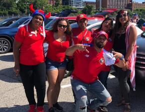 Los panameños tienen apoyo extra para enfrentar a Guyana en Cleveland por la Copa Oro