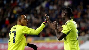 Sin James y Falcao, Colombia goleó 4-0 a la aturdida China de Marcello Lippi