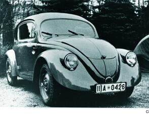 Esta es la historia del Volkswagen Beetle, el inolvidable escarabajo