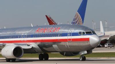 Sospechoso de sabotear un avión de American Airlines se declara no culpable de terrorismo