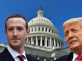 """Mark Zuckerberg dice que Trump """"debería ser responsable de sus palabras"""" antes del 'vergonzoso' ataque al Capitolio"""