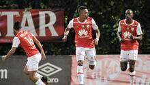 Independiente Santa Fe y Tolima pelearán por el título del fúbol colombiano