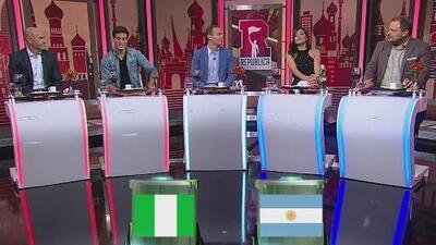 Pronósticos de República Mundialista: Argentina gana, pero no clasifica