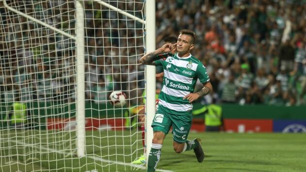 'Huevo' Lozano se convertiría en compañero de Carlos Vela en el LAFC