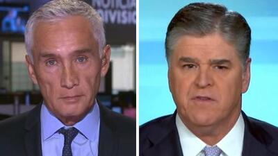 Jorge Ramos enfrenta a una estrella conservadora de Fox News por mentir a su audiencia sobre inmigración