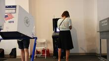 Baja participación de la comunidad: así avanza la votación temprana para las elecciones primarias en Nueva York