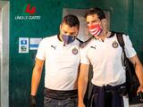 Chivas recupera a Ronaldo Cisneros y no registra nuevos positivos de COVID-19