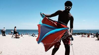 Este fin de semana se esperan temperaturas ideales para ir a la playa