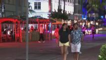 Miami Beach vuelve a vivir una noche sin restricciones implementadas por la emergencia del coronavirus