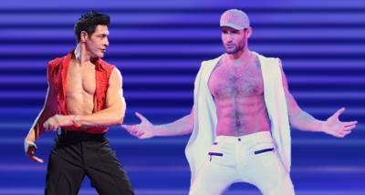 Del pleito a la pista de baile: Johnny Lozada y Franco Noriega cara a cara