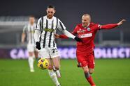Juventus golea al SPAL 3-0 y consigue su pase a semifinales de la Copa de Italia. Los tres tantos fueron por parte de Alvaro Morata de penal, Gianluca Frabotta y Dejan Kulusevski.