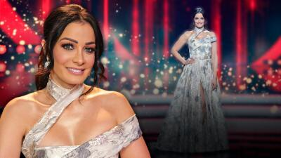De Miss Universo a Reina de la Nieve, Dayanara Torres irradia alegría en la mesa del jurado