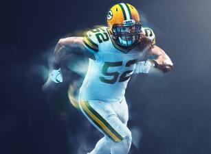 NFL Color Rush: Brillo nocturno para los 'Thursday Night Football'
