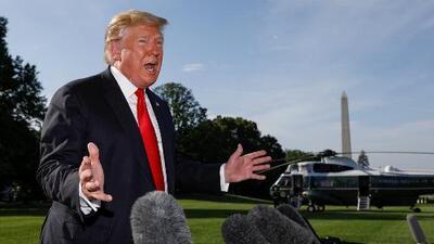 """Trump mantiene su amenaza: México """"pagará caro"""" sus exportaciones a EEUU si no detiene las oleadas de inmigrantes"""