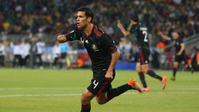 Rafael Márquez: 'Vengo a Atlas a retirarme en el club que me inicié'