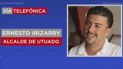 Alcalde de Utuado destacó las medidas de prevención que se tomaron con el paso de Dorian