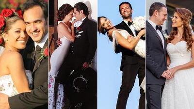 Mientras llega la de Francisca, recordamos las bodas de Karla, Ana Patricia, Satcha y Alan en el Día del Amor