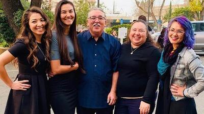 Una familia entre los 34 muertos del barco de buceo que se quemó en California
