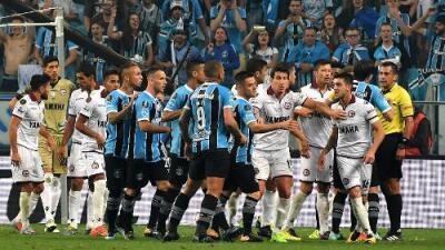 Lanús y Gremio definen esta tarde al campeón de la Copa Libertadores