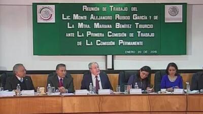 Funcionaria de PGR mintió sobre destitución de fiscal
