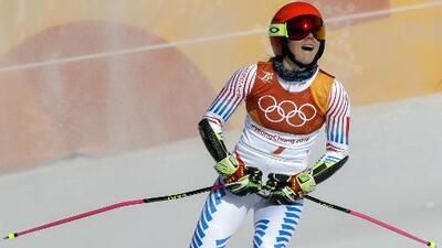 """Mikaela Shiffrin: """"dormilona profesional"""" y la esquiadora más rápida del mundo"""