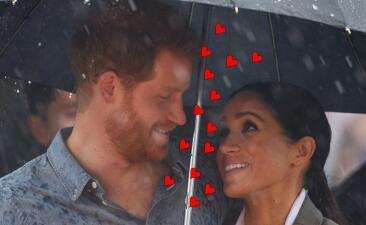El amor está en los detalles: revelamos los gestos más románticos de Meghan y Harry escondidos a vista de todos