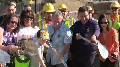Una de las calles más peligrosas del vecindario de El Sereno será reconstruida para evitar accidentes
