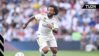 Zidane recupera a un 'soldado': Marcelo volvió a entrenar