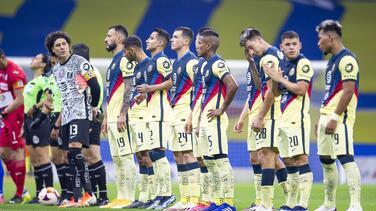 América subastará camisetas mientras recupera jugadores lesionados