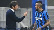"""Conte manda mensaje a Vidal: """"Yo tomo las decisiones"""""""
