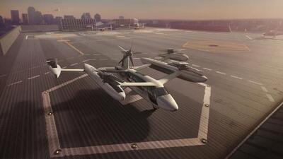 Uber presenta un prototipo de taxi aéreo eléctrico que empezará sus pruebas en 2020