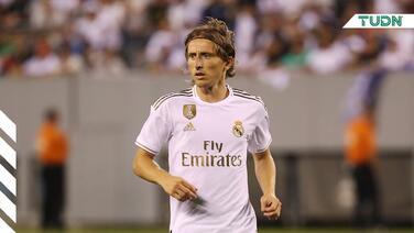 Modric dice que su lesión no es grave pero es duda ante Mallorca