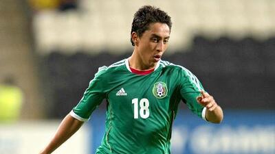 Omar Govea será la sorpresa en el Tri de JC Osorio para la gira por Europa