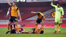 La lesión de Raúl Jiménez obliga a cambios en Premier League
