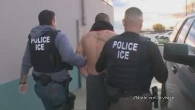 Redada de inmigración puso tras las rejas a 244 personas