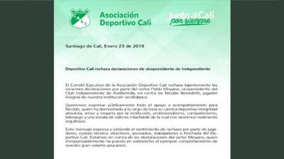 Cuidado América: en Sudamérica advierten que Independiene no es serio