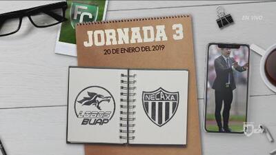 Lobos BUAP vs. Necaxa: los Rayos quieren arruinar el paso perfecto de la Manada en el C2019