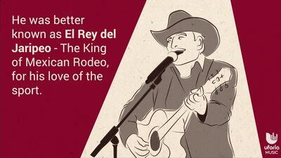 Why Is Joan Sebastian Known as 'The King of Jaripeo'?