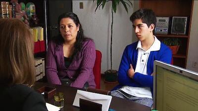 La Rosa de Guadalupe - 'Cuando mamá se va'