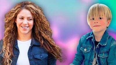 Elogian a Shakira por una foto al natural gracias a un tierno fotógrafo: Sasha, su hijo de 4 años
