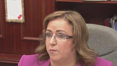 Lourdes Ramos busca que se le conceda una pensión
