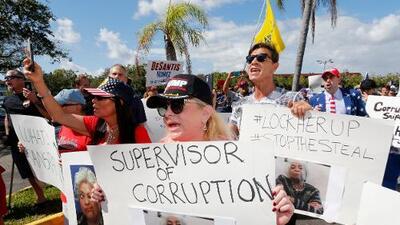 ¿Qué está pasando con los votos del sur de la Florida?