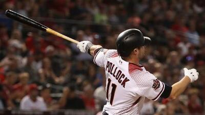 De Arizona al odiado rival: A.J. Pollock firmará con los Dodgers