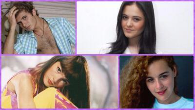 Eran estrellas adolescentes de telenovela y se apagaron