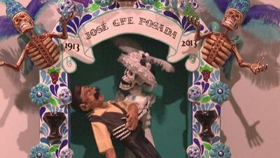 Museo Nacional de Arte Mexicano de Chicago abre su exhibición del Día de los Muertos
