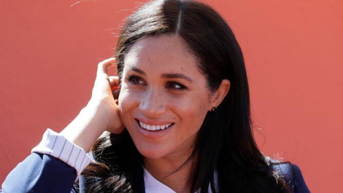 Por su embarazo: Meghan Markle no viajó a Reino Unido para el funeral del príncipe Felipe
